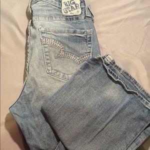 Big Star Vintage Maddie Boot Cut Jeans